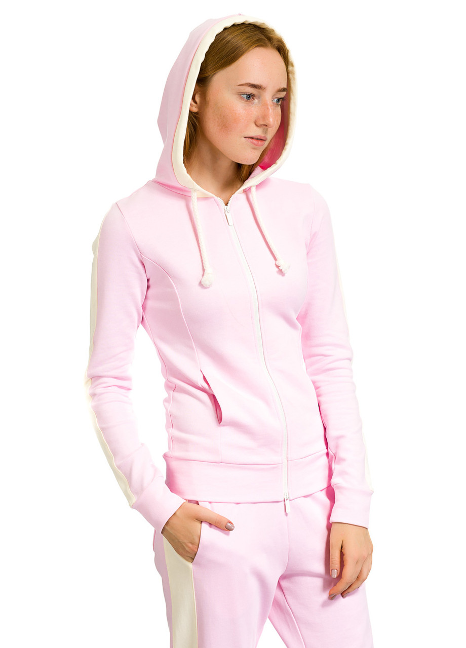 Кофта женская Sandi розового цвета