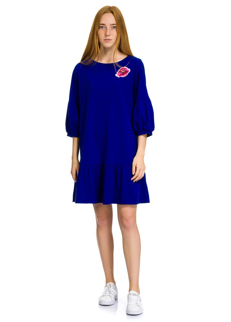 Платье женское Dolly синего цвета