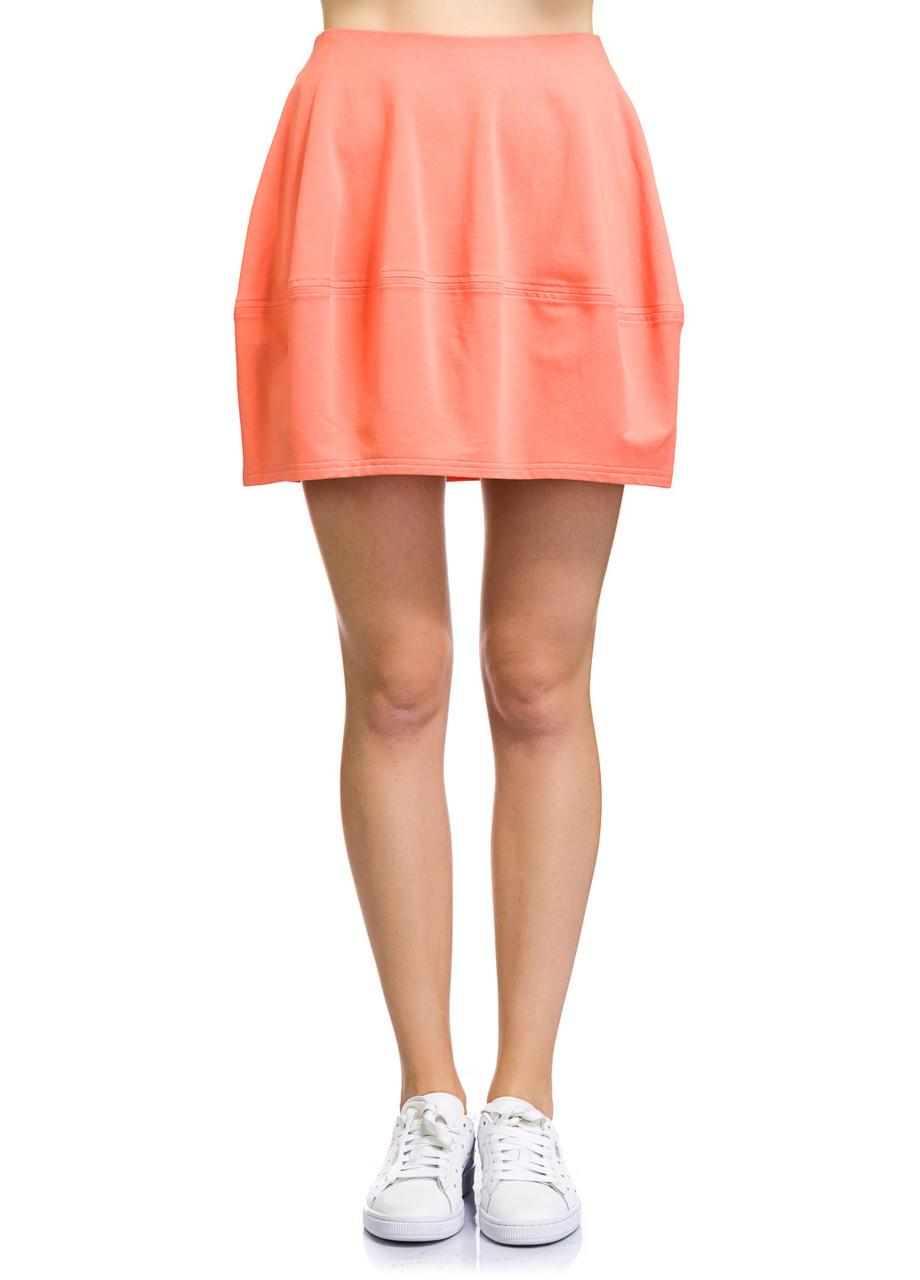 Юбка женская Essie персикового цвета