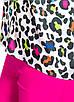 Майка женская Sheona леопардового цвета, фото 8