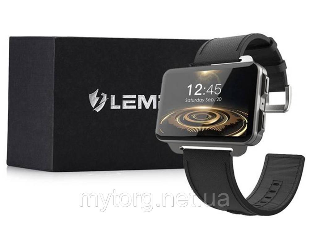 Smart часы LEMFO LEM4 Pro 2.2  Android 5,1 1200 мАч
