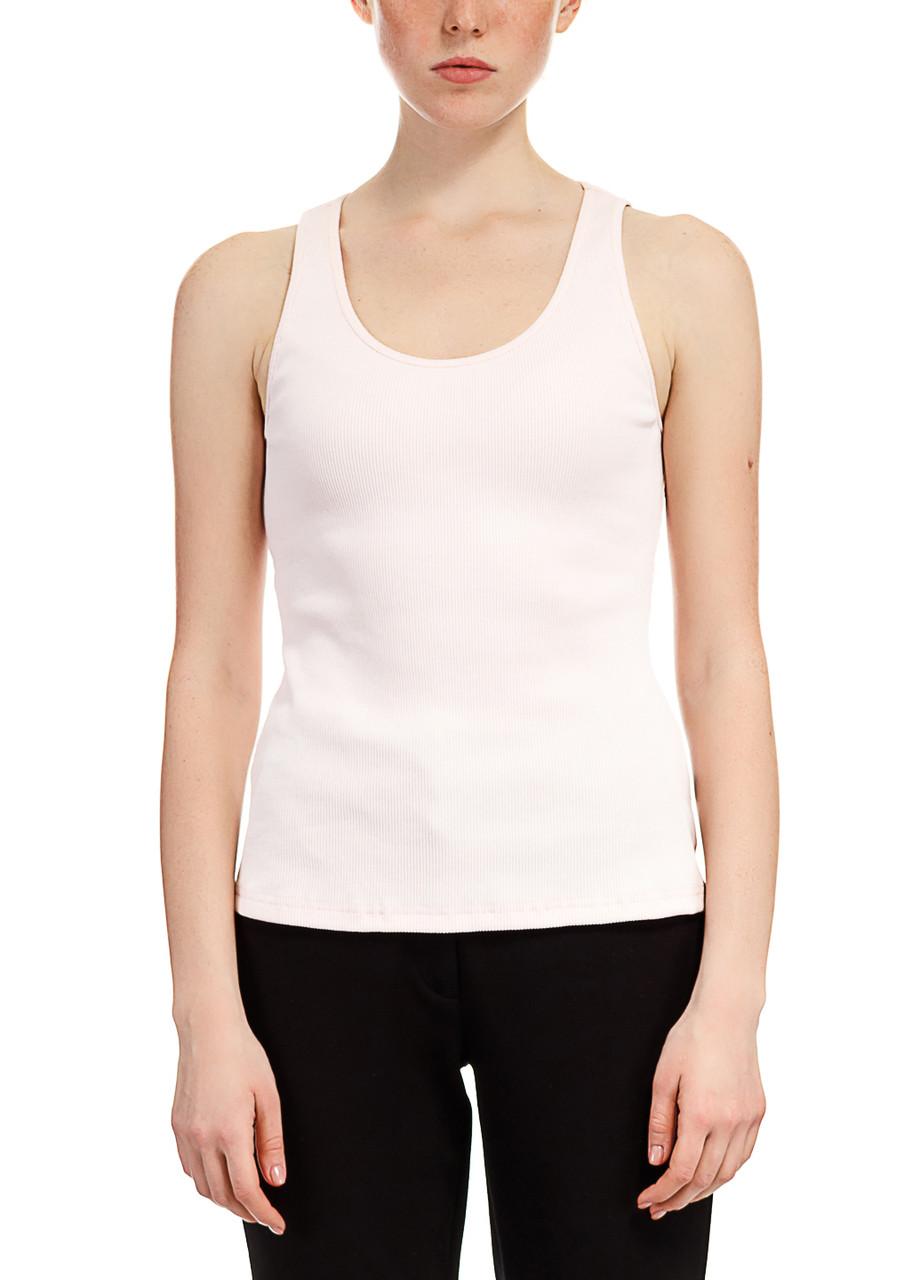 Майка женская Simplex shirt молочного цвета
