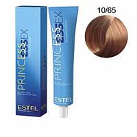 Краска для волос Estel ESSEX (10-65 Светлый блонд розовый (жемчуг))