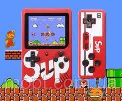 SUP GAME BOX Игровая консоль 400 игр в 1 + джойстик для 2х игроков на ТВ + ПОДАРОК/АКЦИЯ