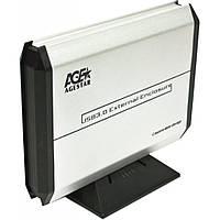 Карман внешний AgeStar 3UB 3A5 (Silver), фото 1