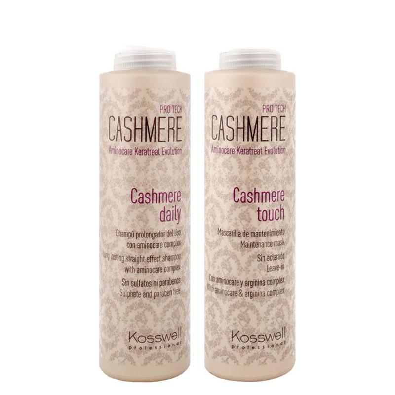Набор для волос Kosswell Professional Pack Cashmere Post