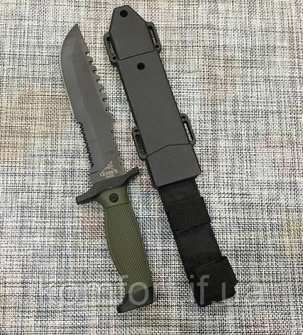 Большой тактический нож GERBFR 30,5см / 2468В для охоты и рыбалки, фото 2