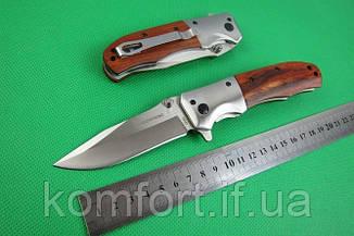 Карманный складной нож BROWNING DA51 / АК-6 (21 см), фото 2