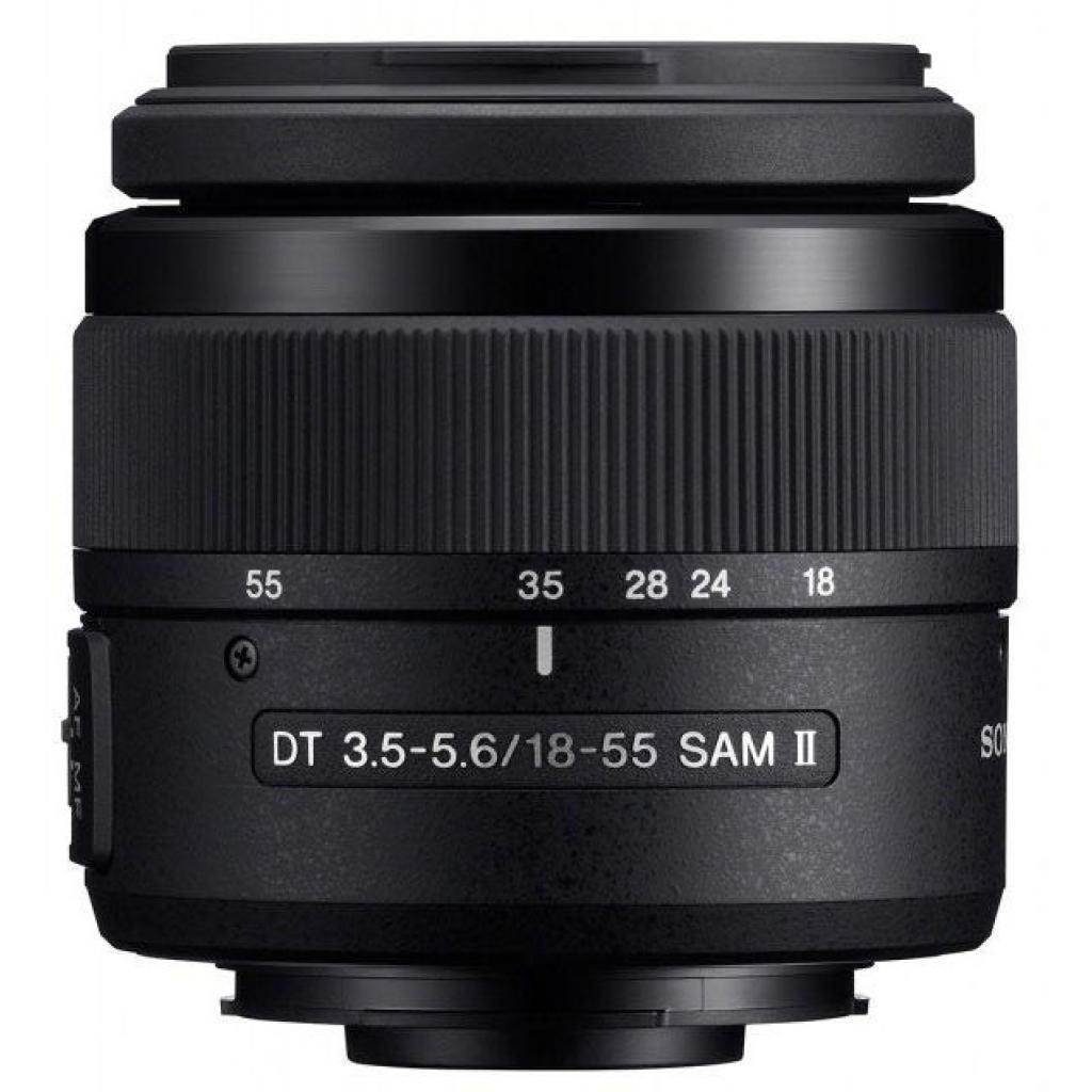 Sony SAL-18552 DT 18-55mm F3.5-5.6 SAM II