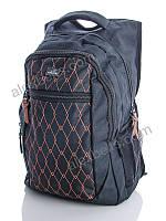 Рюкзак школьный из текстиля (мужской)
