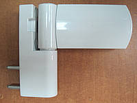 Петля дверная ROTO (аналог)110 мм 140 кг белая