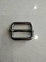 Рамка регулятор Перетяжка 25х20х4мм блек никель