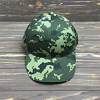 Мужская кепка- бейсболка камуфляж пограничник , фото 1