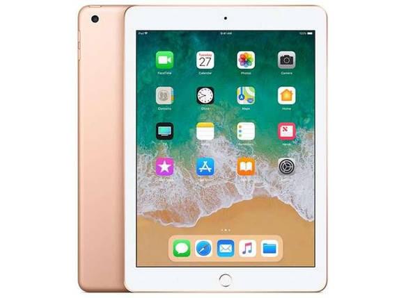 "Apple IPAD 2018 9.7"" Wi-Fi 128GB GOLD, фото 2"