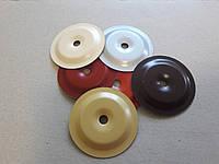 Тарелка дожимная оцинкованная с полимерным покрытием 54/0,70