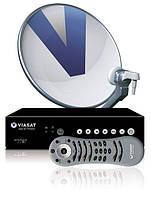 Спутникове ТВ Viasat. HD ресивер за 0 грн.