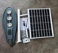 Прожектор на солнечной батарее СОВ 60W