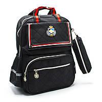 Школьный рюкзак quilted pocket 2, фото 1