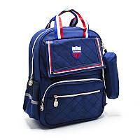 Школьный рюкзак quilted pocket 3, фото 1