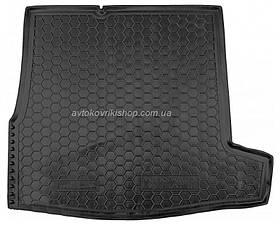 Резиновый коврик багажника  Volkswagen Passat B5 1996- (седан) Avto-Gumm