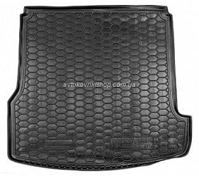 Резиновый коврик багажника  Volkswagen Passat B5 1996- (универсал) Avto-Gumm