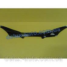 Мухобойка на капот Chevrolet Nubira 2003 Дефлектор капота на Шевроле Нубира 2003