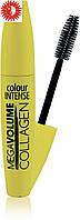 Тушь для ресниц COLOUR INTENSE Mega Volume Collagen M-541