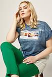 2186 блуза Талли (48-50), фото 3