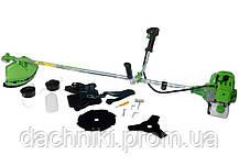 Мотокоса Craft-tec GS-777 (3300 W) (1 нож/40z+1шпуля+рюкзак), фото 2