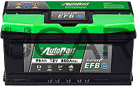 AutoPart Galaxy EFB 95 Ah 850 A (+-, R) Аккумулятор