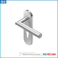 Нажимной гарнитур BELCANTO 45/72 (нержавеющая сталь)