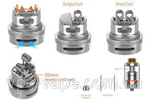 Geekvape Ammit Dual Coil RTA, фото 3
