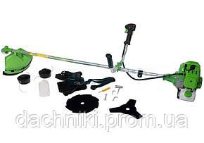 Бензокоса Craft-tec 4400W (1 нож/40z+1шпуля+рюкзак), фото 2