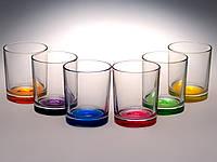 "Набор стаканов 250 мл New York Bright Colors ""J8922"" Люминарк 6 шт., фото 1"