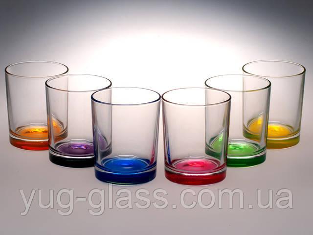 Набор стаканов низких 250 мл