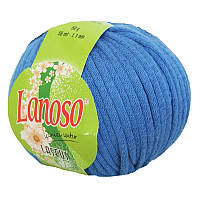 Пряжа Lanoso Laseus Голубой