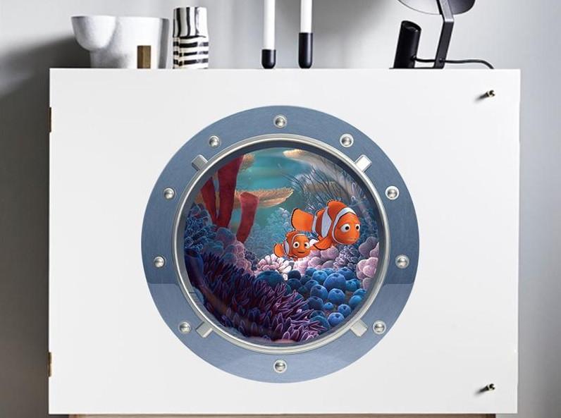 """Наклейка """"Nemo"""" - 43см"""