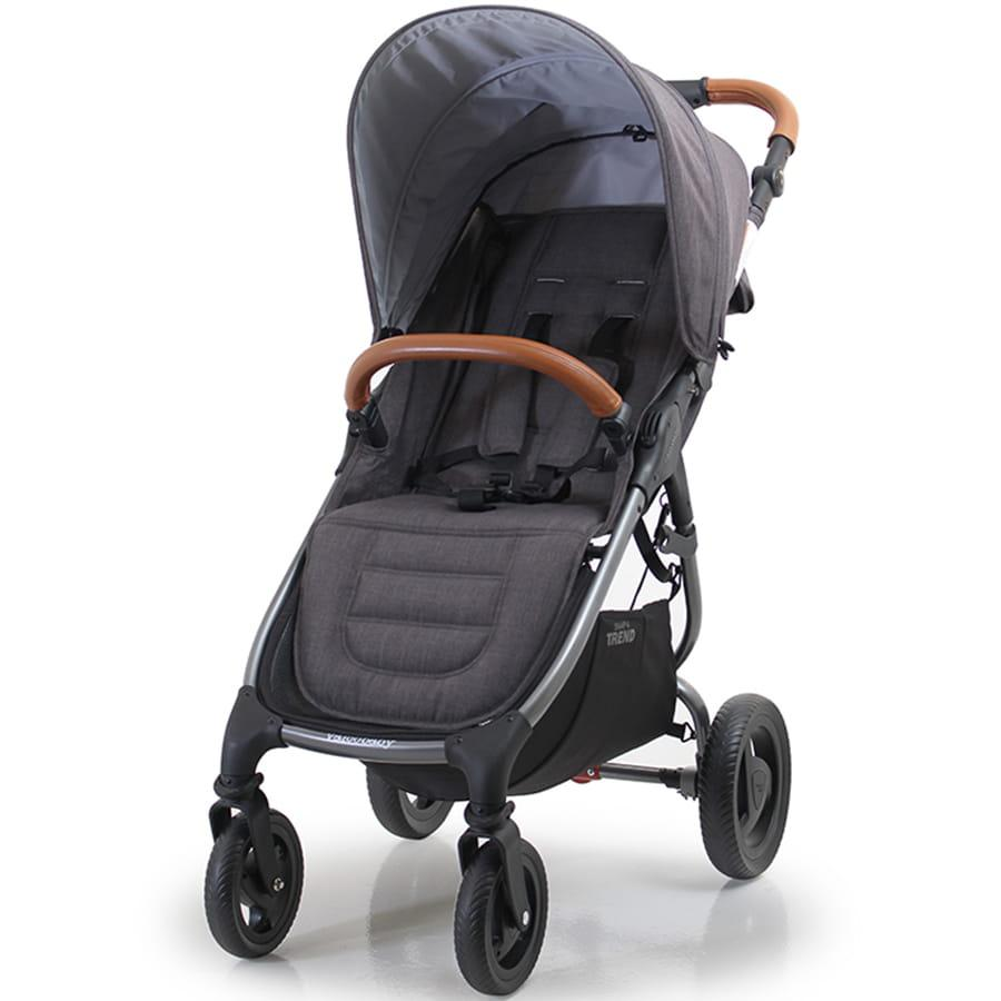 Прогулочная коляска Valco Baby Snap 4 Trend | Charcoal