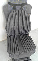 Ортопедическая био подушка -  чехол EKKOSEAT на авто кресло (TIR), универсальная