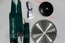Бензокоса Craft-tec PRO GS-770 (4200W, диск с победитом 40zпуля+рюкзак), фото 2