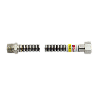 Металлический Шланг Fado Газ НВ 1/2'' 40см