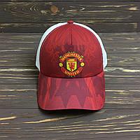 """Красная Кепка """"Manchester United"""", фото 1"""