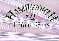 Проволока белая Hamilworth №22