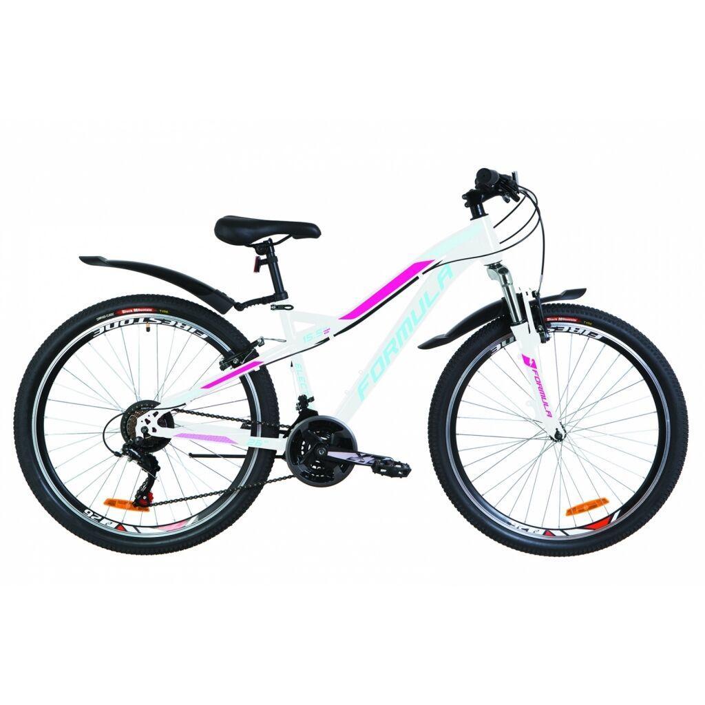 """Велосипед Formula 26"""" ELECTRA 2019 (бело-розовый с голубым) (OPS-FR-26-276)"""