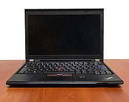 Ноутбук, notebook, lenovo x220, 2 ядра по 3,5 ГГц, 2 Гб ОЗУ, HDD 320 Гб