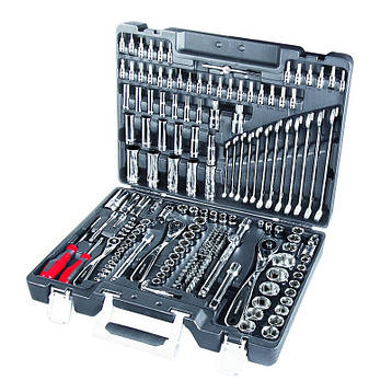 Набор инструментов 217 предметов Proline 58217, фото 2