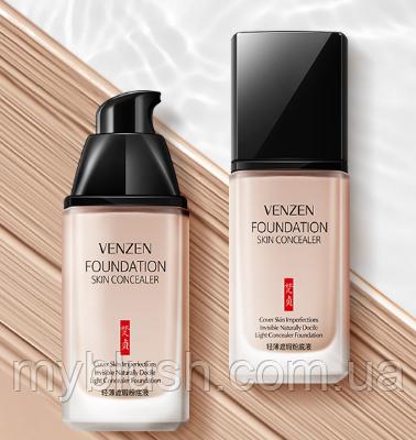 Тональный крем Venzen Foundation 30 ml (Natural)