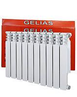 Радиатор биметаллический Gelias 500/76   (1секция)