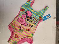 Купальник детский Z.FIVE 95379 Фламинго розовый (есть 24 26 28 30 32 размеры )
