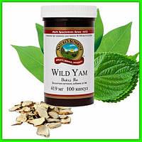 Фитопродукт Wild Yam (Дикий Ямс) NSP США Original для женщин 100 капсул